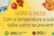 Aumento das temperaturas – recomendações a ter com o calor