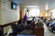 Celebrações de natal no Hospital do Montijo