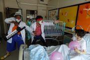 Operação Nariz Vermelho retoma visitas presenciais