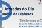 VIII Jornadas do Dia Mundial da Diabetes