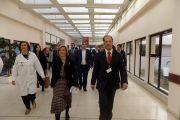Comemorações do 10º aniversário do CHBM contam com a presença da Ministra da Saúde