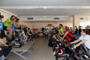 I Evento de Indoor Cycling de Apoio à Doença Oncológica foi um sucesso