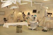 Bloco operatório acreditado pela Direção-geral de Saúde, o primeiro do SNS