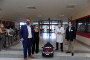 Câmara Municipal do Barreiro oferece carro elétrico ao Bloco Operatório