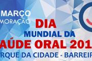 Dia Mundial da Saúde Oral 2018